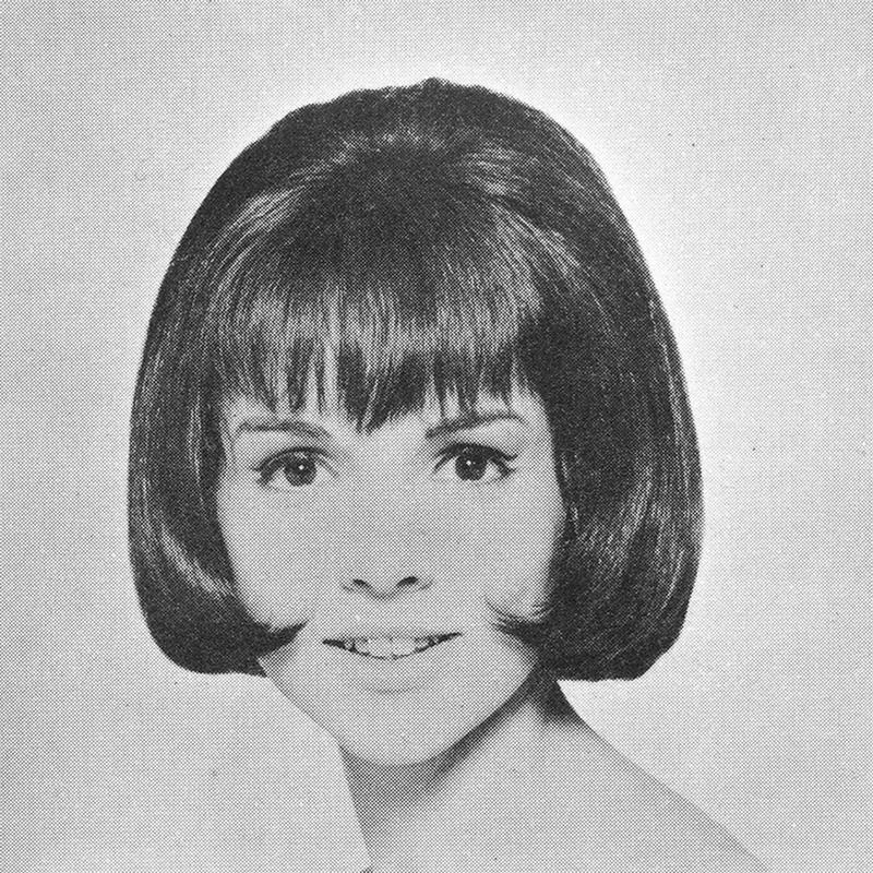 1960s Hairstyle 38