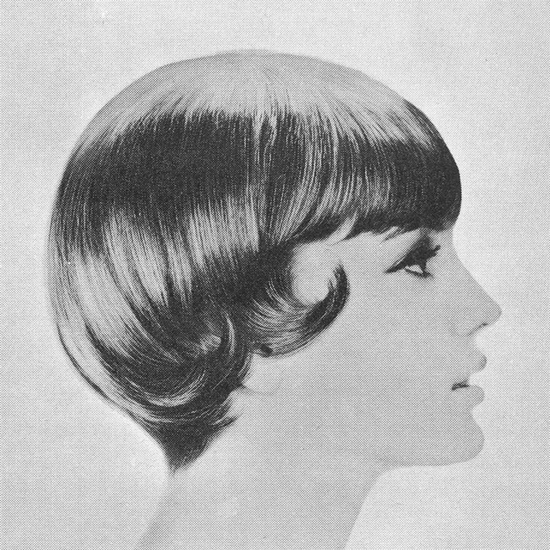 1960s Hairstyle 6