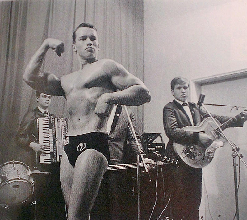 arnolds-first-body-building