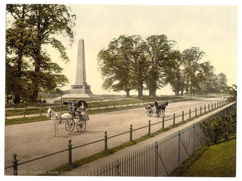 hundred yr old color photos of ireland (14)