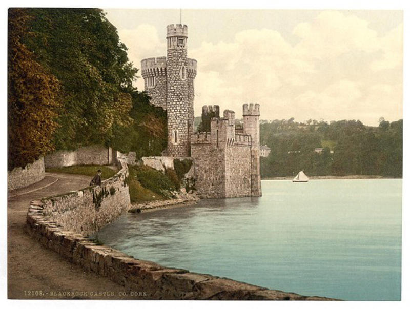 hundred yr old color photos of ireland (17)