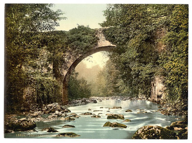 hundred yr old color photos of ireland (10)