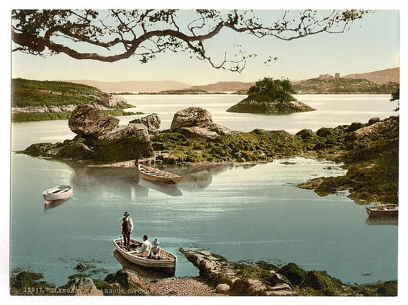 hundred yr old color photos of ireland (16)