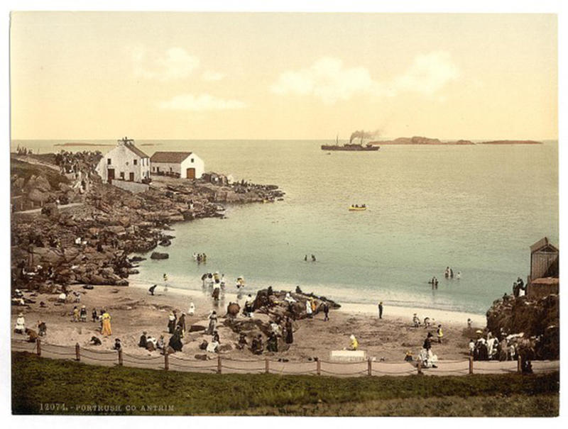 hundred yr old color photos of ireland (5)