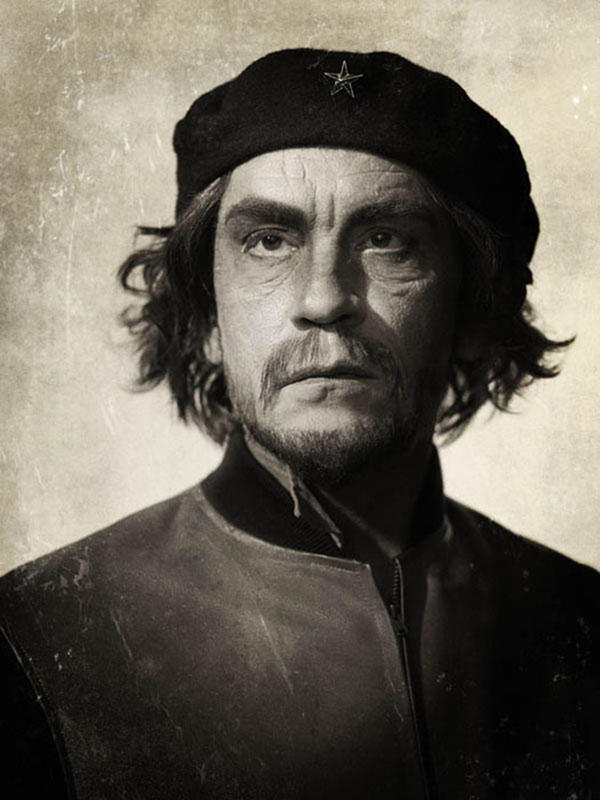 iconic portraits in history recreated 3