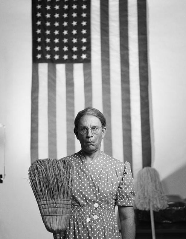iconic portraits in history recreated 9