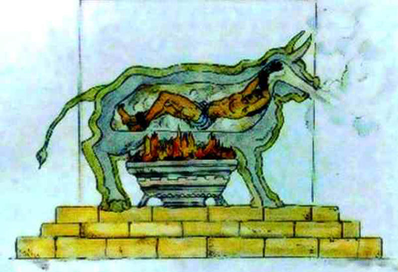 brutal torture devices - brazen bull